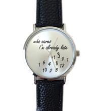 ساعت مچی طرح اعداد بهم ریخته کادینا                      -  رنگ 01