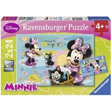 Ravensburger Minnie Mouse 2 x 24 Pcs Puzzle