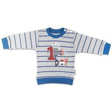 تی شرت پسرانه آستین بلندکوکالو (CoCaLo) طرح baby boy
