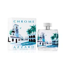 عطر آزارو CHROME LIMITED EDITION MAN EDT | Azzaro CHROME LIMITED EDITION MAN EDT