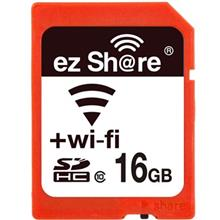 Ez Share SDHC Card-16GB with Wifi