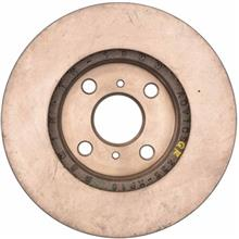 Toyota Geniune Parts 43512-0D190 Front Brake Disc