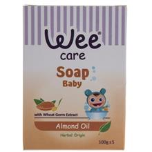 Wee Almond Oil Baby Soap 100gr