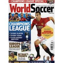 World Soccer Magazine - October 2016