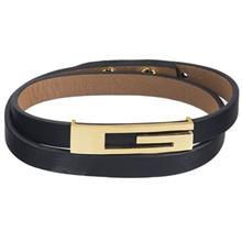 دستبند طلا 18 عیار تاج درسا مدل 206