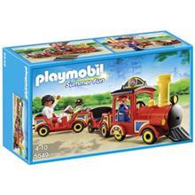 ساختني پلي موبيل مدل Childrens Train 5549