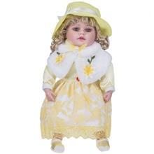 عروسک باهوش با لباس سايز بزرگ
