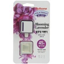 Bullsone Blooming Lavender Car Air Freshener Clamp