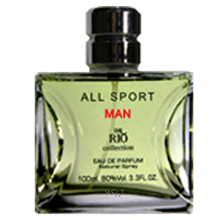 Rio Collection All Sport Eau De Parfum For Men 100ml