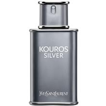 Yves Saint Laurent Kouros Silver Eau De Toilette For Men 100ml