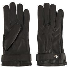 دستکش مردانه چرم مشهد مدل R524 Black