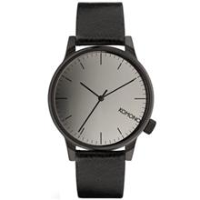 Komono Winston Mirror Black Black Watch