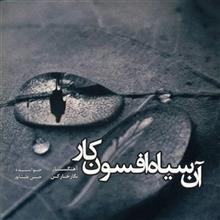 آلبوم موسيقي آن سياه افسونکار اثر حسين عليشاپور