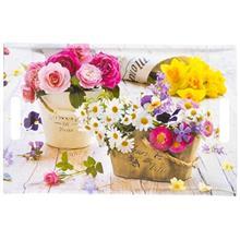 سيني باريکو مدل Flowers The Veil سايز 31x47 سانتي متر