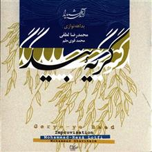 آلبوم موسيقي گريه بيد اثر محمدرضا لطفي و محمد قوي حلم