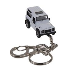 Welly Land Rover Defender Car keychain