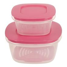 YazdGol Fresh And Crisp Container Dish Sets Pack Of 2