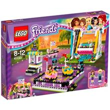 Friends Amusement Park Bumper Cars 41133 Lego