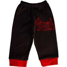 Adamak Dog Black Baby Pants