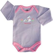 Adamak Little Rabbit Under Button With Long Sleeves