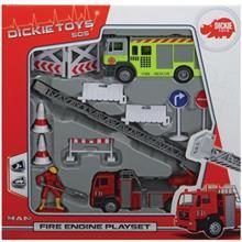 Dickie Toys SOS 203713004 Fire Car Toys