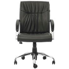 صندلی اداری راد سیستم مدل M408K چرمی