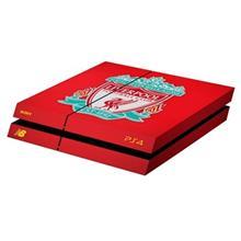 برچسب افقی پلی استیشن 4 ونسونی طرح Liverpool FC 2016
