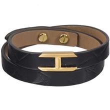 دستبند طلا 18 عيار تاج درسا مدل 183