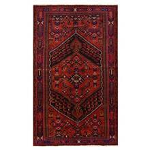 فرش دستبافت قديمي سه متري کد 145247