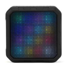 KitSound Sonar Bluetooth Speaker with LED Lightshow