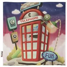 Yenilux Telephone Cushion Cover