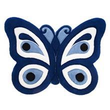 Zarbaf Butterfly Carpet Size 90 X 70 cm
