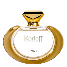 ادوپرفیوم زنانه Korloff Paris Korloff In Love 100ml