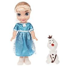 عروسک فشن مدل Elsa Anna ارتفاع 34 سانتيمتر