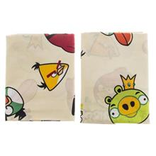 Laico Angry Birds Pillow Case Pack of 2