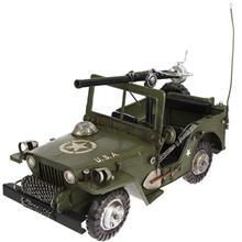 ماشين دکوري مدل Jeep USA