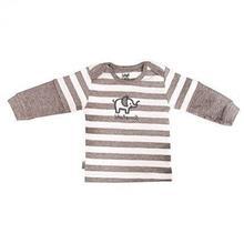 تی شرت پسرانه آستین بلند پاریز (Pariz) طرح فیل