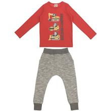 Mushi 16K1-074 Boys Clothes Set