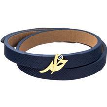 دستبند طلا 18 عيار تاج درسا مدل 537