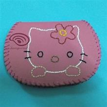 Kitty Girly Bag-Light Pink
