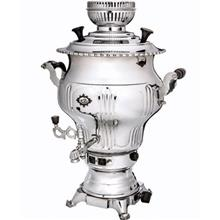 Alinassab Naghshineh Simin Gaslight Samovar