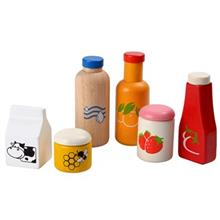 Plan Toys Food And Beverage Set Toys