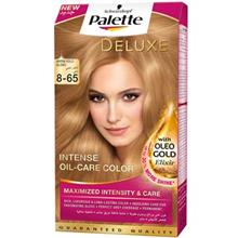 Palette Kit Deluxe Golden Gloss Mocca Shade 8-65