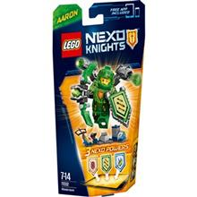 Lego Nexo Knights Ultimate Aaron 70332 Toys