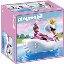 ساختني پلي موبيل مدل Princess with Swan Boat 5476