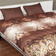Ramesh 1538 2 Persons 4 Pieces Sleep Set
