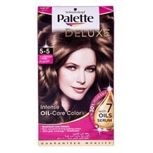 کيت رنگ مو پلت سري Deluxe مدل Golden Gloss Caramel شماره 5-5