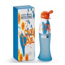 زنانه MOSCHINO I LOVE LOVE WOMN EDT
