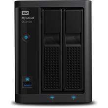 Western Digital My Cloud DL2100 2-Bay Diskless Network Attached Storage