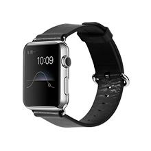 Rock Genuine Leather Watch Band for Apple Watch 38mm